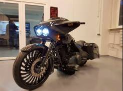 Harley-Davidson Road Glide FLHX Bagger Custom, 2013