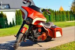 Harley-Davidson FLHPI Bagger Custom, 2005