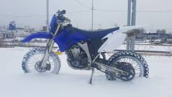 Yamaha WR 450, 2007
