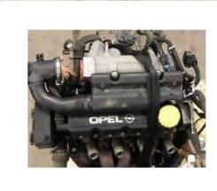 Двигатель Z16SE к Opel, 1.6б, 84лс. Opel Combo Opel Meriva Opel Astra, F69 Opel Corsa Z16SE. Под заказ