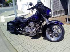 Harley-Davidson Street Glide FLHX Bagger Custom, 2001