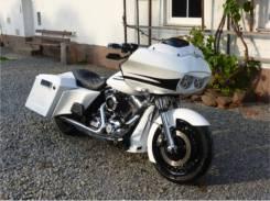 Harley-Davidson Road Glide FLTR Bagger Custom, 2011