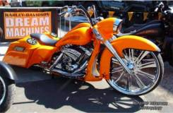 Harley-Davidson Road King Custom Bagger, 2006
