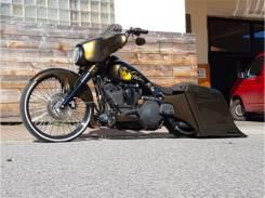 Harley-Davidson Electra Glide Bagger Custom, 2002