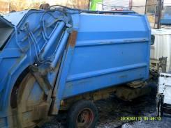 Бункер мусоровоза