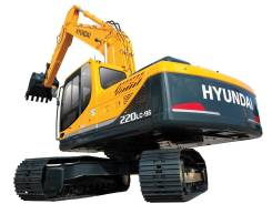 Hyundai R220LC-9S. Продается гусеничный экскаватор Hyundai R220LC-9s, 1,10куб. м.
