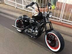 Harley-Davidson Sportster 1200 Custom Bobber, 2002