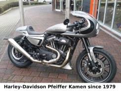 Harley-Davidson Sportster 1200 Custom BotK, 2016