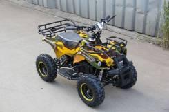 Квадроцикл (игрушка) ATV E002 (осенний лес) 800Вт, 2017