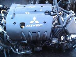 Двигатель в сборе. Mitsubishi Outlander, CW4W, CW5W, GF8W 4B12, 4J12