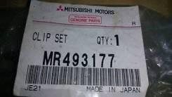 Комплект металлических держателей колодок Mitsubishi MR493177