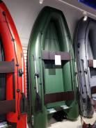 Продам лодку Селенга-360 НД. 2019 год, длина 3,60м., двигатель подвесной, 20,00л.с., бензин
