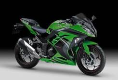 Kawasaki Ninja 300 Special Edition, пробег всего 3000км, оф.дилер МОТО-ТЕХ, 2015