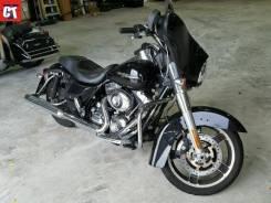Harley-Davidson Street Glide FLHX, 2009