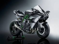 Мотоцикл Kawasaki Ninja H2R Серый, более 300л.с Оф.дилер Мото-тех, 2019