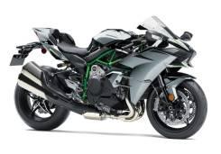 Мотоцикл Kawasaki Ninja H2, Оф.дилер Мото-тех, 2017