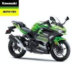 Kawasaki Ninja 400R KTR Edition зеленый новый, дилер МОТО-ТЕХ, 2017