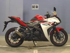 Yamaha YZF R3, 2016