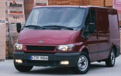 Стекло противотуманной фары Ford Transit 2000-2006 левое правое
