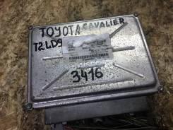 Блок управления двигателем Toyota Cavalier T2 T3416