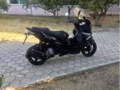 Gilera Nexus 300, 2008