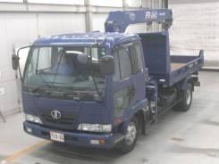 Nissan Diesel Condor. Самосвал с КМУ ! Nissan Condor, 9 200куб. см., 3 000кг., 4x2. Под заказ