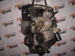 Контрактный двигатель Фольксваген Гольф 4 Бора Шкода Октавия 2,0 i APK