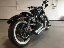 Harley-Davidson Sportster 1200 Custom Bobber, 2011