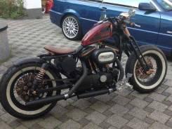 Harley-Davidson Sportster 1200 Custom Springer, 1988