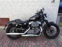 Harley-Davidson Sportster 1200 Custom Bobber, 2008