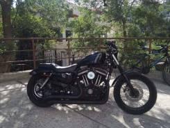 Harley-Davidson Sportster 1200 Custom Bobber, 2007