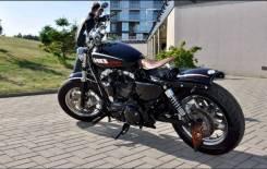 Harley-Davidson Sportster 1200 Custom Bobber, 2014