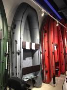 Лодка ПВХ Абакан-380 JET Light