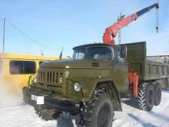 Услуги грузовиков с краном 3/8 тонн 6 WD высокой проходимости