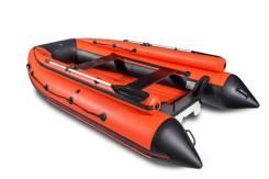 Надувная лодка Angler Reef 360 F Triton, тримаран, кредит, скидка 10%