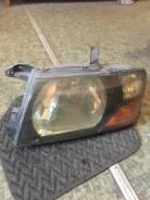Фара. Mitsubishi Pajero, V73W