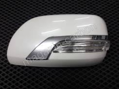 Накладка на зеркало Toyota Land Cruiser 200 2012-2020
