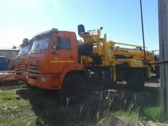 КАМАЗ-43502-3036-46, 2016