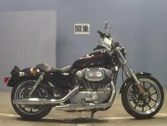 Harley-Davidson Sportster Superlow XL883L, 2011