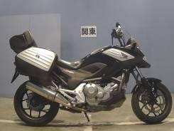 Honda NC700X ABS, 2012