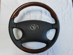 Руль. Toyota: Windom, Allion, Aurion, Allex, Aristo, Ipsum, Verossa, iQ, Avensis, Estima Hybrid, Corolla, Altezza, Estima, Opa, Avensis Verso, Vista...