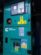 Дизельный генератор Cummins C110D5 (80 кВт)