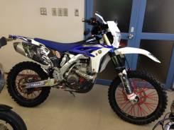 Yamaha WR 450, 2013