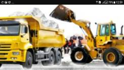 Услуги погрузчика 2 куб, 1,5куб, 1 куб, уборка и вывоз сыпучих грузов