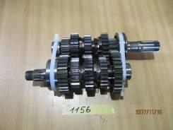 1156) Шестеренки коробки передач Suzuki GSF 1200