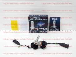 Лампы в (туманки) H11 Светодиодные с светофильтрами