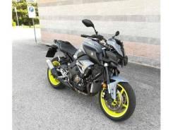 Yamaha MT 10, 2016