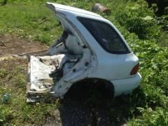 Стекло зеркала заднего вида на крыло. Subaru Impreza, GF1 EJ15, EJ151, EJ152, EJ154, EJ15E