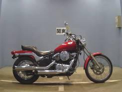 Kawasaki Vulcan 400 в разбор