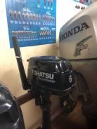 Продам новый лодочный мотор Tohatsu5,4х тактный. Производства Японии.